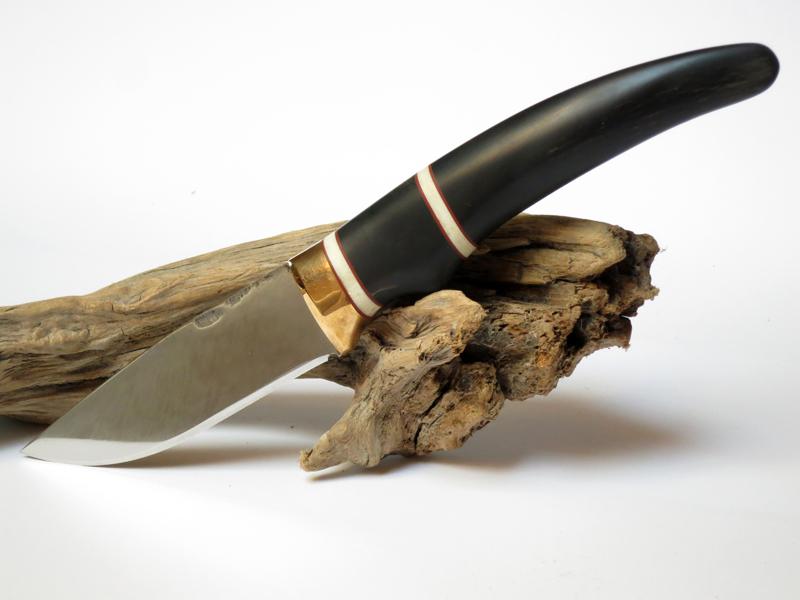 Büffelhornmesser