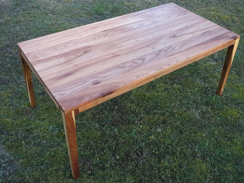 Rüster Holz massivholztisch aus rüsterholz naturschatz at